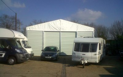 Temporary Building / Temporary Warehousing – Storage Structure Ref: 0801
