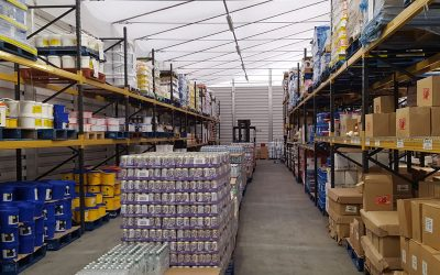 Temporary Building / Temporary Warehousing – Storage Structure Ref: 2603