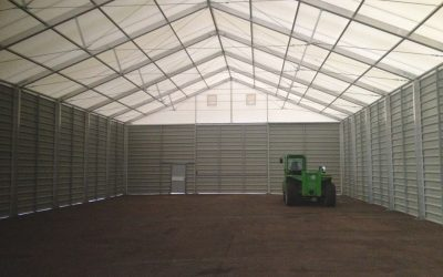 Temporary Building / Temporary Warehousing – Storage Structure Ref: 3103