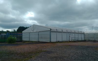 Temporary Building / Temporary Warehousing – Storage Structure Ref: 0507