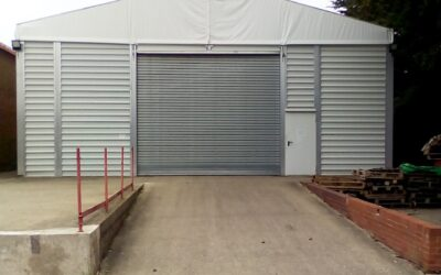 Temporary Building / Temporary Warehousing – Storage Structure Ref: 0308