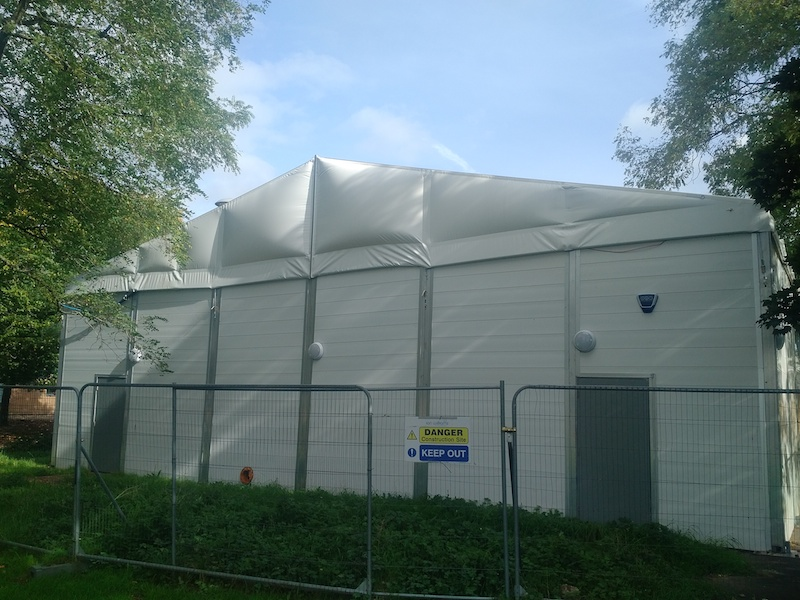 Temporary Building / Temporary Warehousing – Storage Structure Ref: 1110