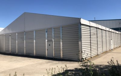 Temporary Building / Temporary Warehousing – Storage Structure Ref: 2007