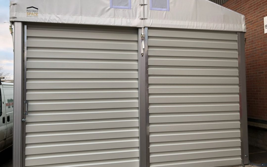 Temporary Building / Temporary Warehousing – Storage Structure Ref: 2107