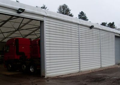 Temporary Industrial Building Nottingham Instant Space