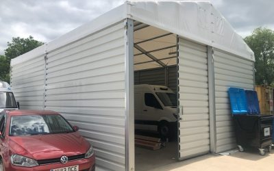 Temporary Building / Temporary Warehousing – Storage Structure Ref: 0207