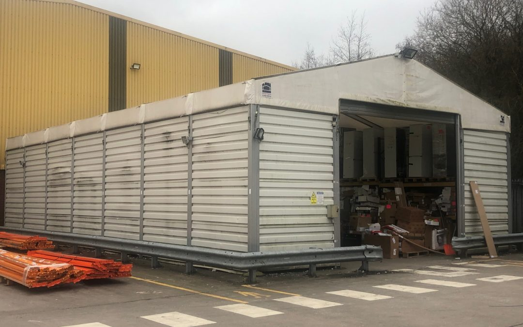 Temporary Building / Temporary Warehousing – Storage Structure Ref: 1301