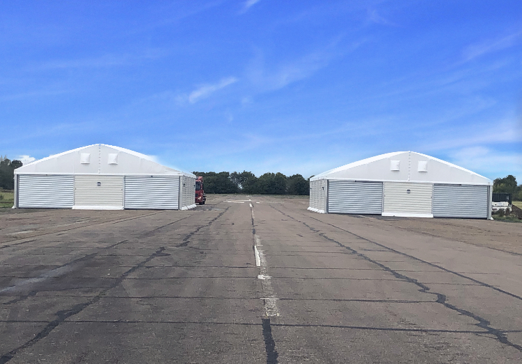 Temporary Buildings – Leicestershire